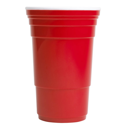 Reusable Icon XL Red Cup