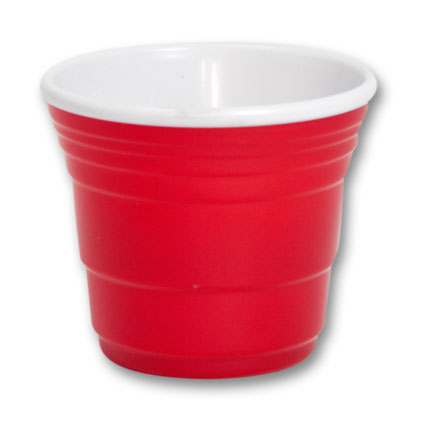 Red Solo Cup Shotglass