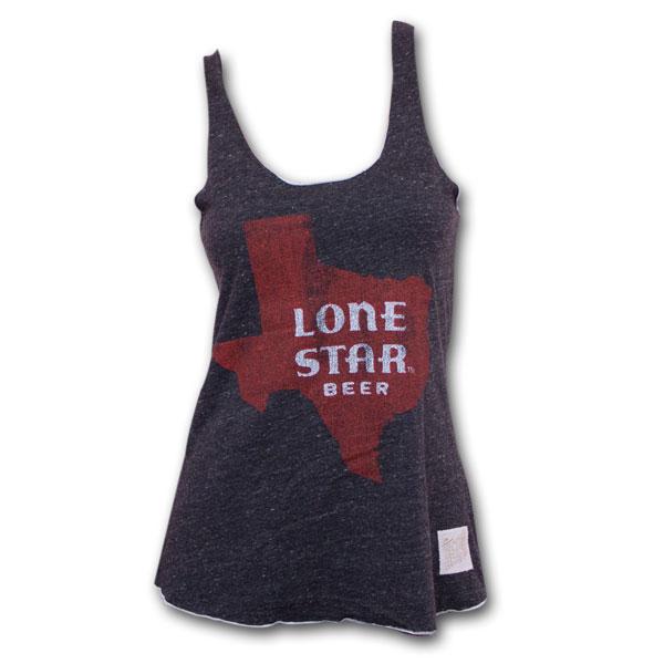 Lone Star Beer Texas Vintage Women's Tank Top