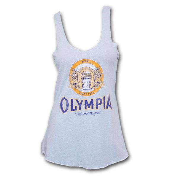 ca9c82d299f42 Olympia Beer Vintage Women s Tank Top