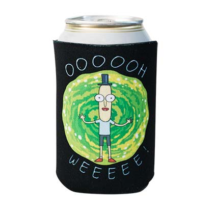 Rick And Morty Foam Mr. Poopybutthole Can Cooler
