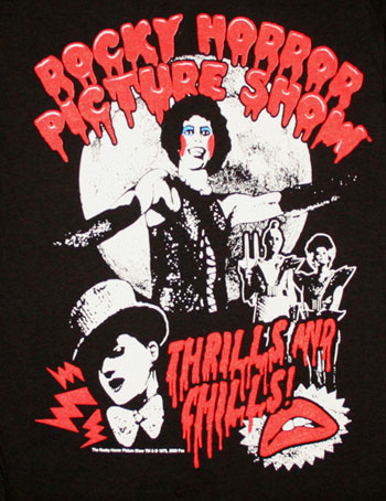 rocky horror picture show instructions
