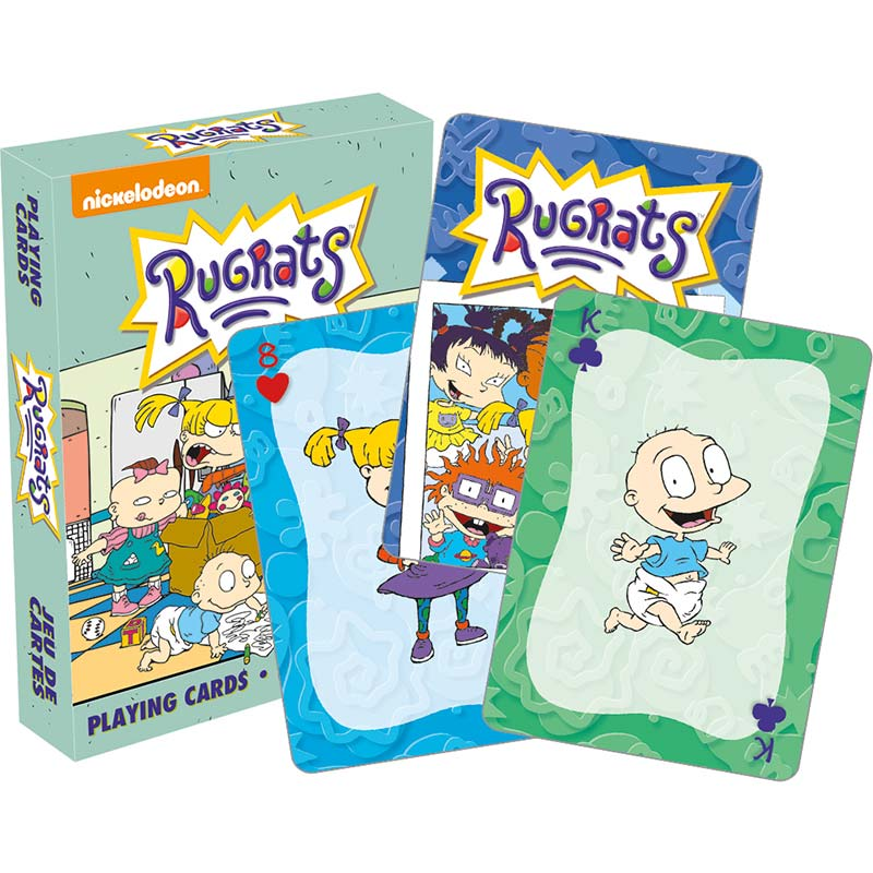 Rugrats Full Deck Of Cards