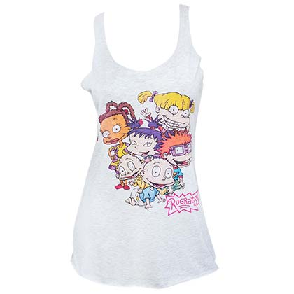 Rugrats Full Cast Women's Tank Top