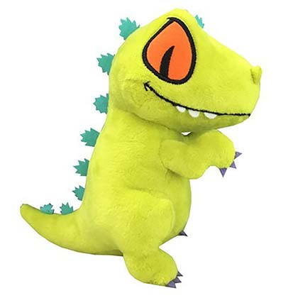 Rugrats Reptar Green Plush Doll