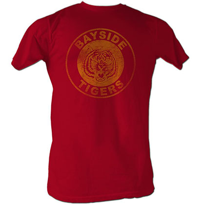Saved By The Bell Bayside Logo T-Shirt