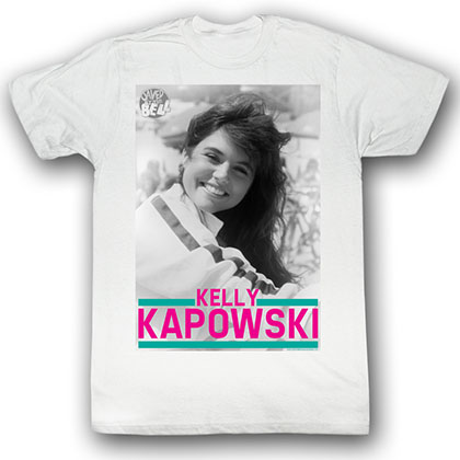 Saved By The Bell Kapowski T-Shirt