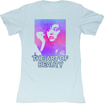 Saved By The Bell Art Of Beauty T-Shirt