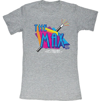 Saved By The Bell The Max T-Shirt