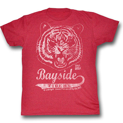 Saved By The Bell Bayside Vintage T-Shirt