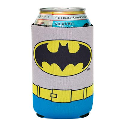 Batman Comic Costume Koozie