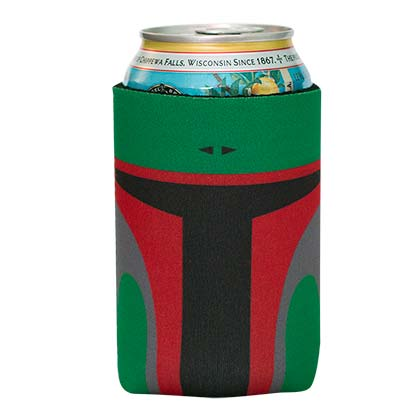 Star Wars Boba Fett Beer Koozie