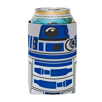 Star Wars R2D2 Beer Can Cooler