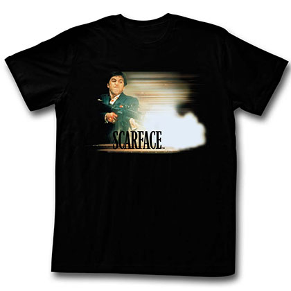Scarface Glowy Dude T-Shirt