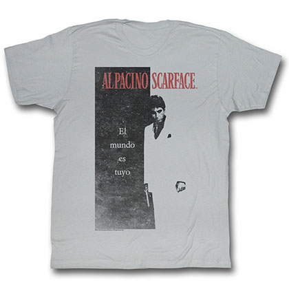 Scarface El Mundo T-Shirt