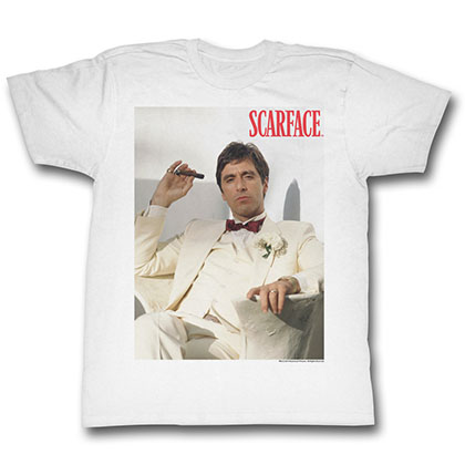 Scarface Chillin T-Shirt