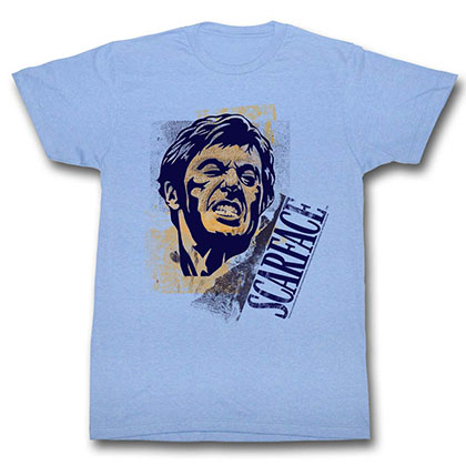 Scarface Say Cheese T-Shirt