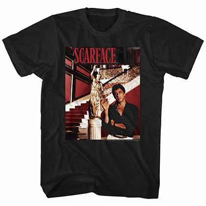 Scarface Every Dog Black Tee Shirt