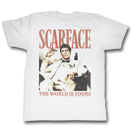 Scarface Da World T-Shirt