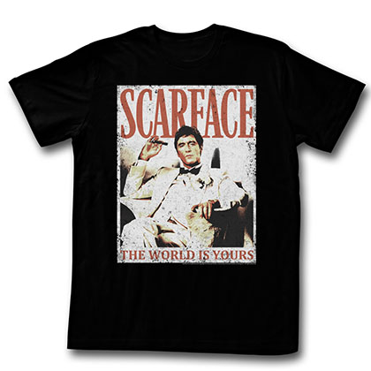 Scarface More Da World T-Shirt