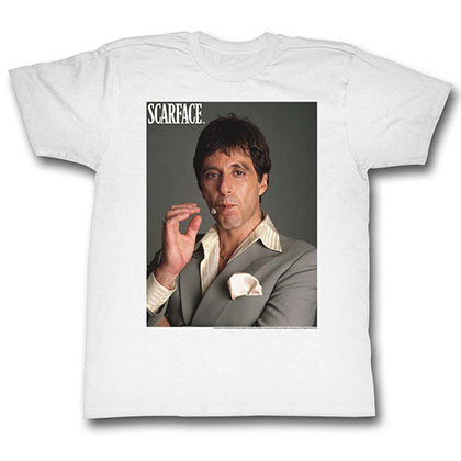 Scarface Smokin' T-Shirt