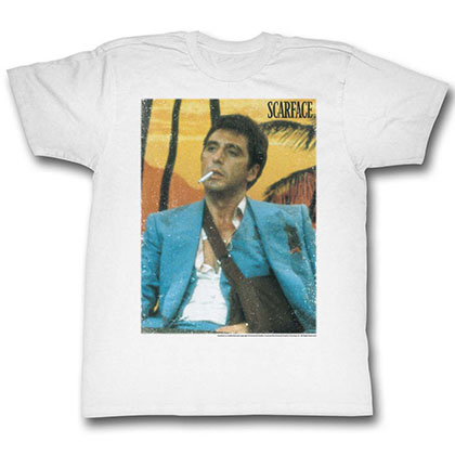 Scarface Cig T-Shirt