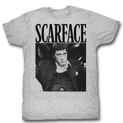 Scarface Gangsta T-Shirt