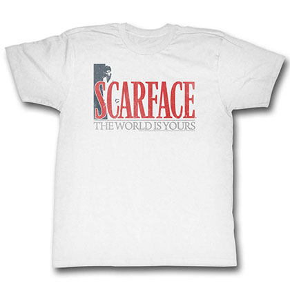 Scarface Theworldiy T-Shirt