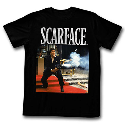 Scarface Hello Friend T-Shirt