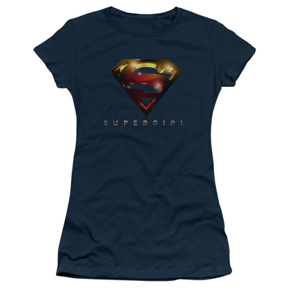 Supergirl The TV Series Logo Women's Tshirt