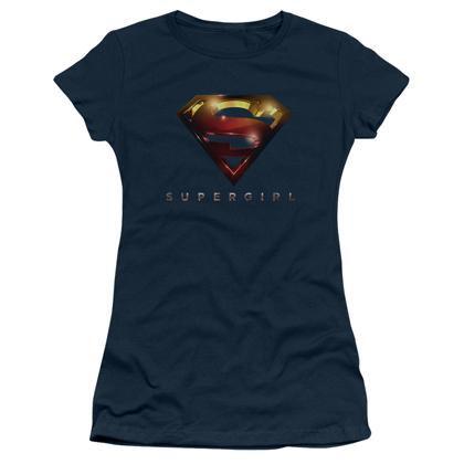 Supergirl The TV Series Logo Women's Tshirt
