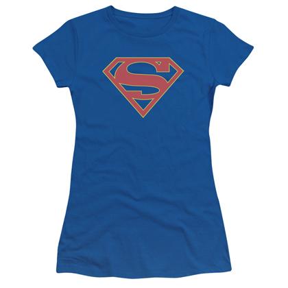Supergirl Logo Women's Tshirt
