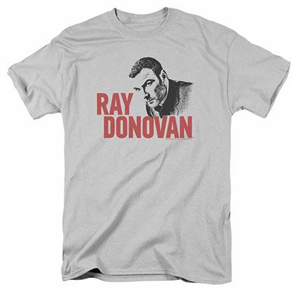 Ray Donovan Logo Grey T-Shirt