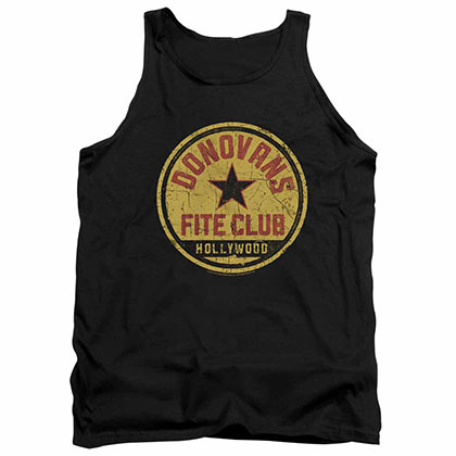 Ray Donovan Fite Club Black Tank Top