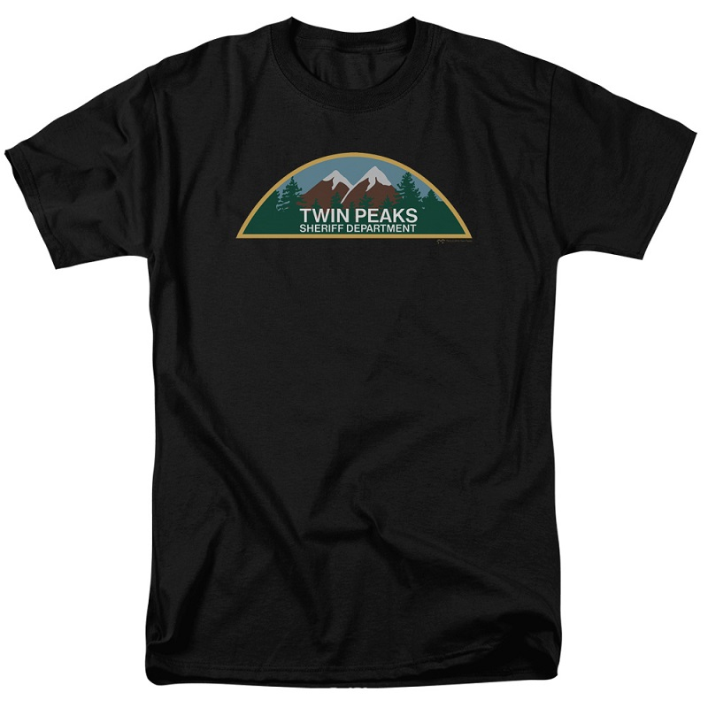 Twin Peaks Sherrifs Department Tshirt