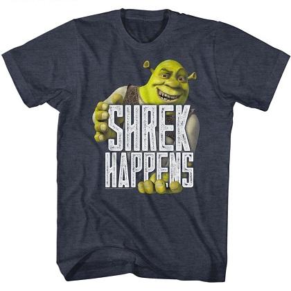 Shrek Happens Tshirt
