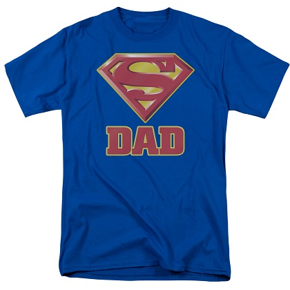 Superman Super Dad Tshirt
