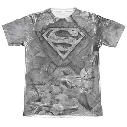 Superman Rock & Rumble Sublimation T-Shirt