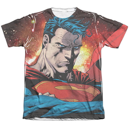 Superman Determination Sublimation T-Shirt