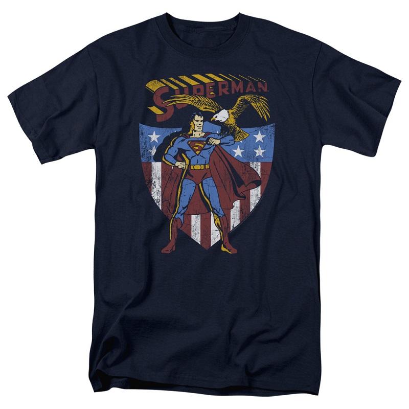 Superman All American Eagle Tshirt