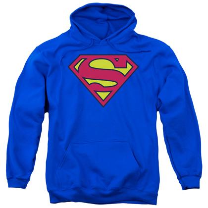 Superman Classic Logo Hoodie
