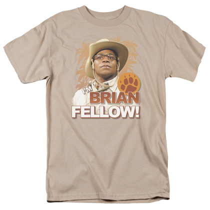 Saturday Night Live Brian Fellow Tshirt