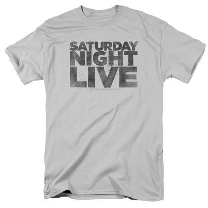 Saturday Night Live Distressed Logo Tshirt