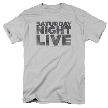 Saturday Night Live Distressed Logo Tshirt