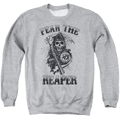 Sons Of Anarchy Fear The Reaper Crewneck Sweatshirt