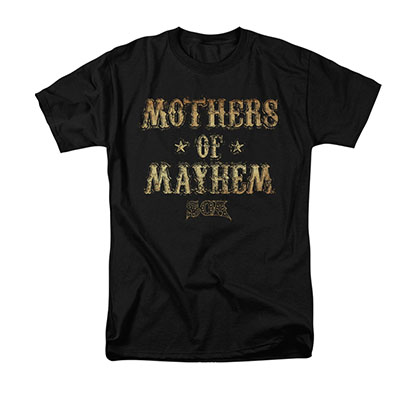 Sons Of Anarchy Mothers Of Mayhem Black T-Shirt