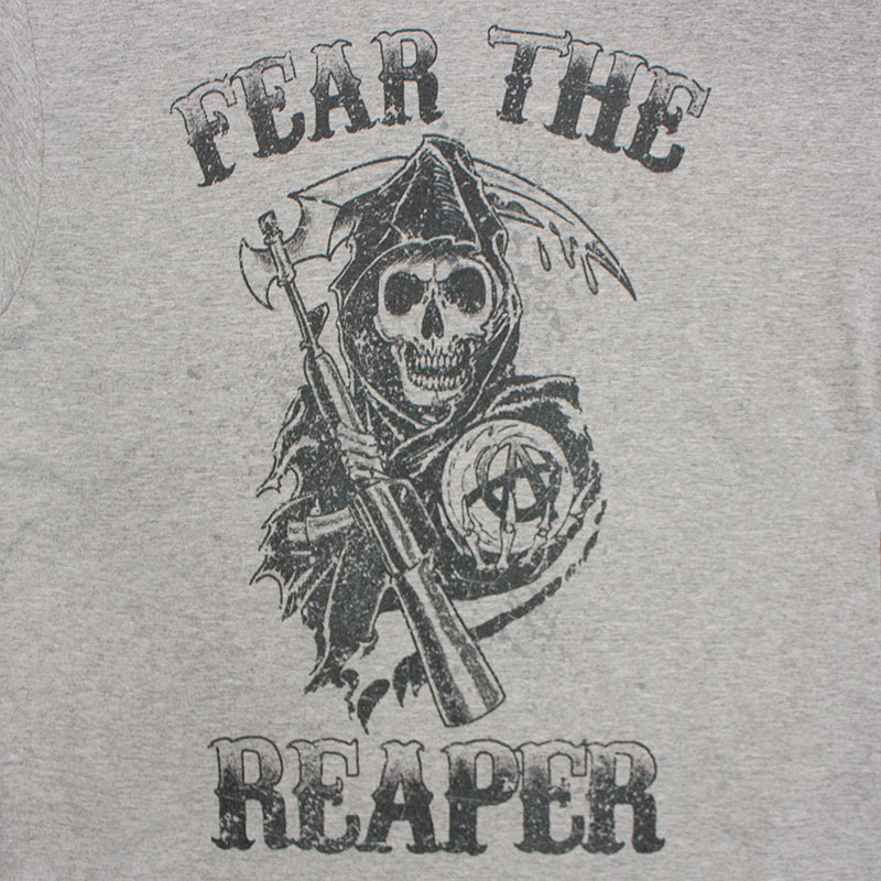Sons Of Anarchy Men's Fear The Reaper Tee Shirt