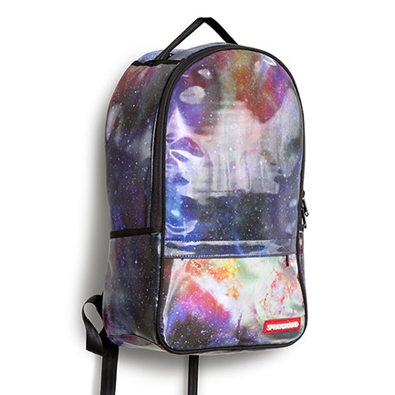 Sprayground Galaxy 2.0 Lenticular Shiny Backpack