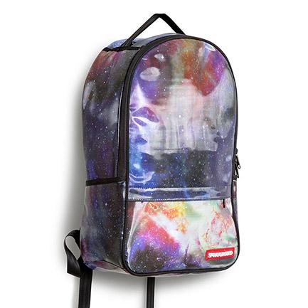Sprayground Galaxy 2.0 Lenticular Shiny Backpack