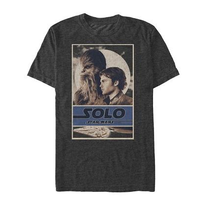 Star Wars Han Solo Story Brosephs Tshirt